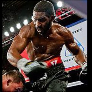 "Heavy weight boxer Bryant ""By-By"" Jennings"