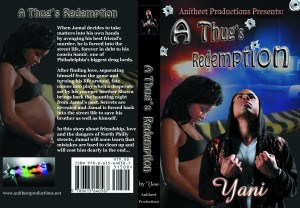A Thug's Redemption, Urban Fiction, Street Literature, Urban Books, Black Female Author
